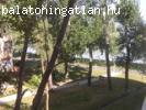 Ezüstparton vízparti lakás