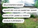 Balatonfenyves nyaraló!