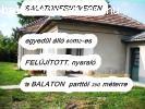 Balatonfenyves családi ház ,nyaraló!