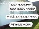 191 méter a BALATON