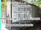 Balatonmárián   nyaraló