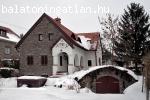Tihanyi panorámás ház