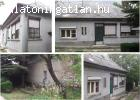 Balatonfüred központjában házrész saját használatú kerttel