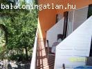 Siófok ezüstparti ikrház emeleti része eladó(üdülőövezet)