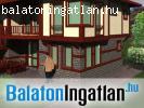 Balatonboglári ház eladó