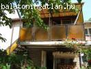 Keszthelyen a Kertvárosban 5 km-re a Balatontól családi ház