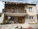 Balatonfüredi családi ház