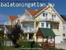 Balatonfüredi ikerház egyben, vagy lakrészenként