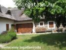 Badacsony közelében családi ház