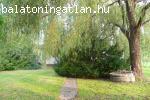 ÁRESÉS Siófok Ezüstparton szép telken 64 nm-es ház szaunával