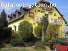 Eladó étterem motel